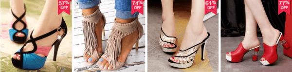 iniciar un negocio vendiendo zapatos