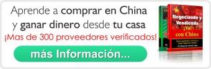 proveedores chinos confiables