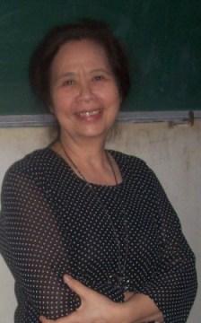 Cô Chi Mai - cô giáo thực sự tuyệt vời. Ảnh: Facebook