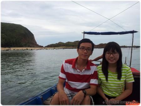 Em Như và em Nhài, hai người chủ nhà cực kỳ tốt bụng.