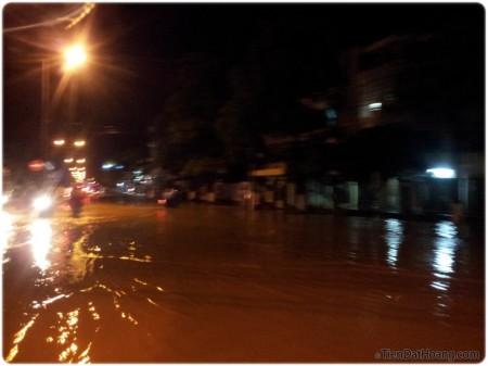 Nha Trang phố cũng như sông.