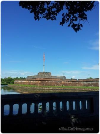 Một góc nhìn Hoàng Thành.