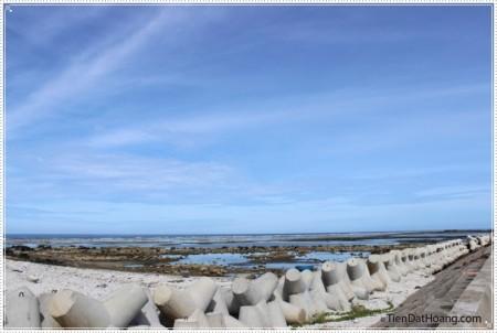 Một góc biển khác ở hòn Mù Cù.