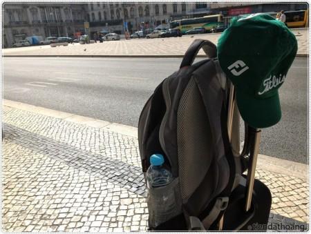 Tạm biệt Lisbon - lên đường tới Barcelona.