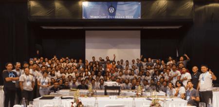 WordCamp Denpasar (Bali) 2016. Một trong những WordCamp mình đã tham dự.