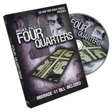 Four Quarters by Magick Balay