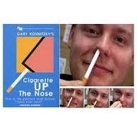cigarro por la nariz