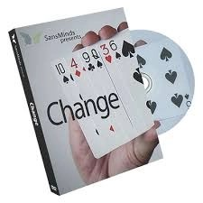 CHANGE by SansMinds DVD y Gimmick