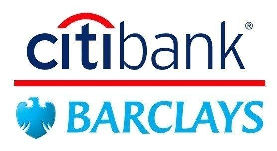Citibank của Citigroup là đối thủ của Barclays