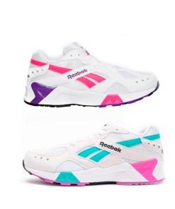 Tenis-Zapatillas-RBK Aztrek-96-Clásicas-Retro-Mujer