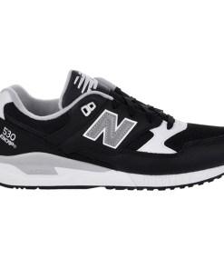 tenis-zapatillas- N Balance-530-hombre-negro-gris-blanco Oferta 2020