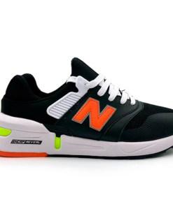 Zapatillas-NB-978S-Reveal-Hombre-Moda-2021-NegroNaranja