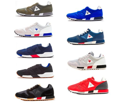 Tenis Zapatillas Sneakers Lecoq Sportif Omega Contraentrega