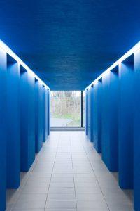 middengang sanitiare ruimte