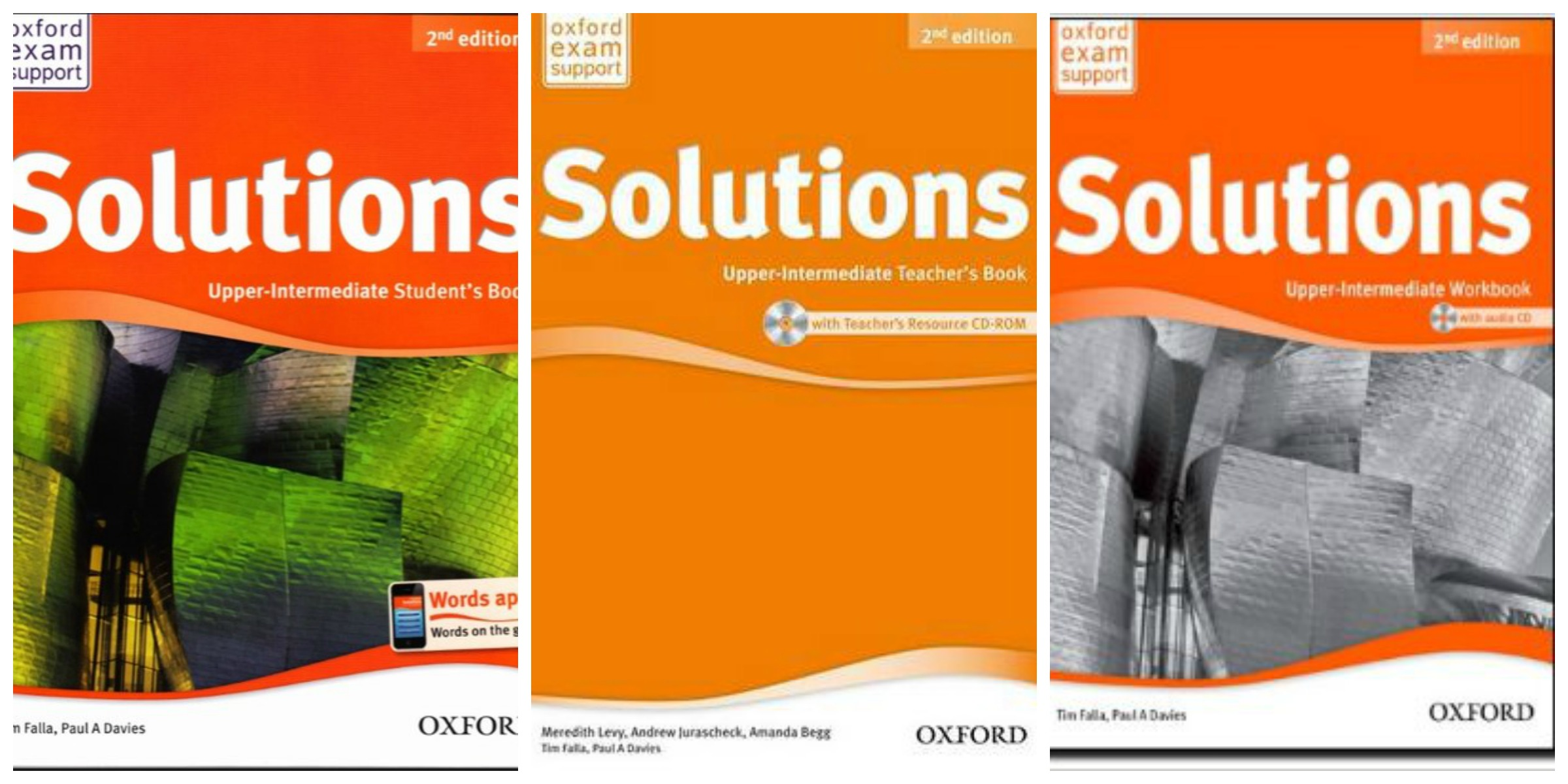 Oxford Solutions 2nd Edition Upper-Intermediate