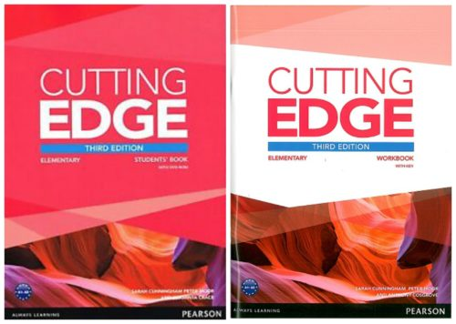 Cutting Edge Elementary 3rd Edition