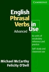 Cambridge English Advanced Phrasal Verb In Use