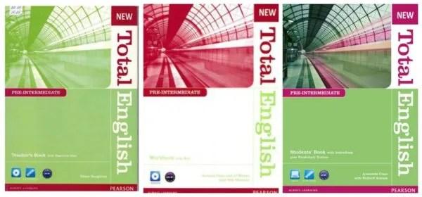 New Total English - Pre-Intermediate