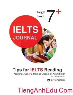 IELTS JOURNAL: Tips for IELTS Reading