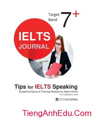 IELTS JOURNAL: Tips for IELTS Speaking