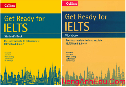 Get Ready for IELTS: Workbook + Student's Book