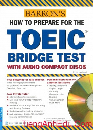 Barron's How To Prepare For The TOEIC Bridge Test