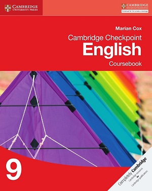 Cambridge Checkpoint English 9