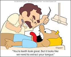 fear of dentist