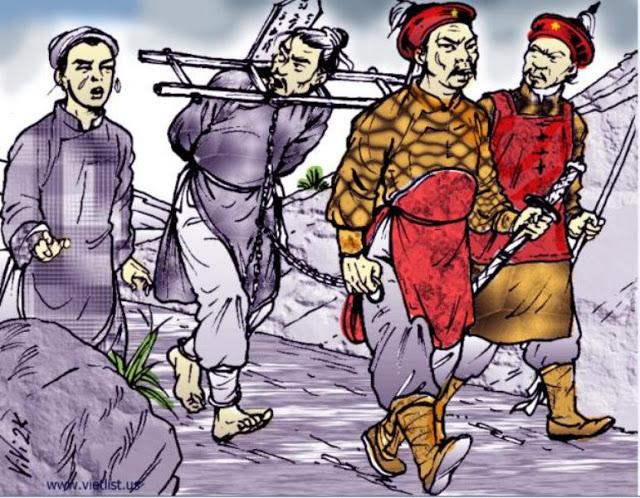 Thơ - Cao Thanh Hải: Nỗi nhục Tàu Hóa