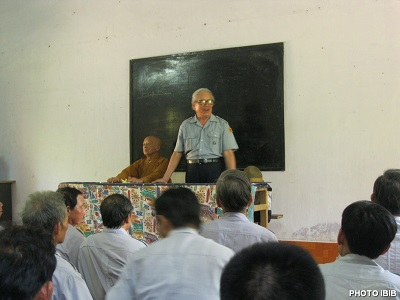 Lời ăn năn tự thú của HTr Lê Công Cầu, nguyên Tổng Thư Ký Viện Hóa Đạo và Vụ Trưởng Gia Đình Phật Tử Vụ