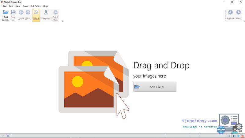 Bản quyền Sketch Drawer Pro miễn phí