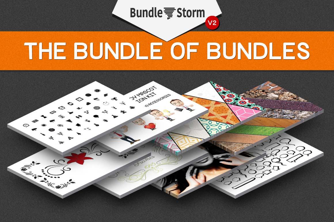 Tải Bundlestorm, bộ tài nguyên thiết kế miễn phí