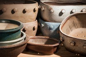 2. Keramik-Anzuchtschalen