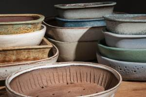 3. Bonsai Pots Pottery