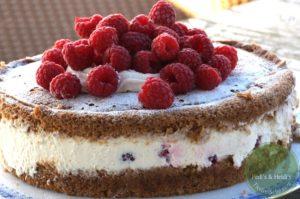 Kaese-Sahne-Torte