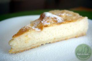 Pudding-Joghurtkuchen