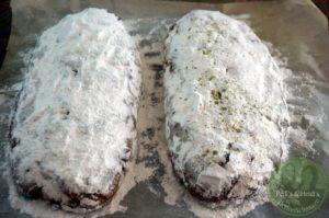 saftiger (Marzipan-)Christstollen