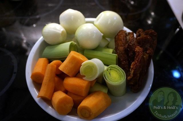 Gemüse pur