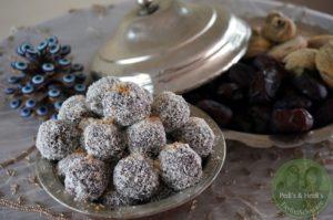 Havuçlu Bonbon – Karottenkugeln