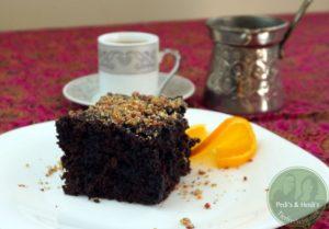 Islak Kek – Nasser Schokokuchen