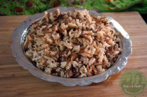 Pilav – Türkischer Reis