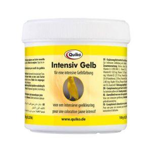 Quiko Intensiv Gelb