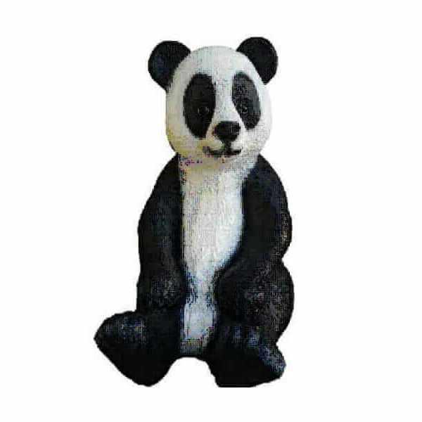 Kleiner Deko Pandabär