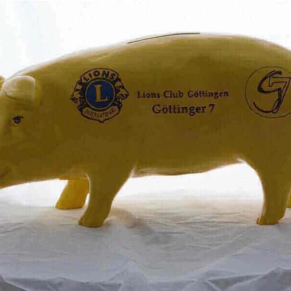 Sparschwein lions Club