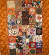 quilted by Betty Anne Guadalupe, Guadalupe Designs