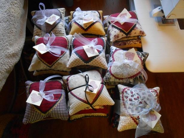 Little Love Note Pillows