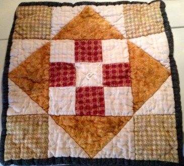 Little square for Cindy