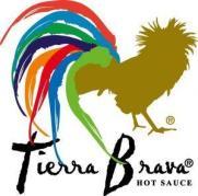 Logo Tierra Brava Hot Sauce