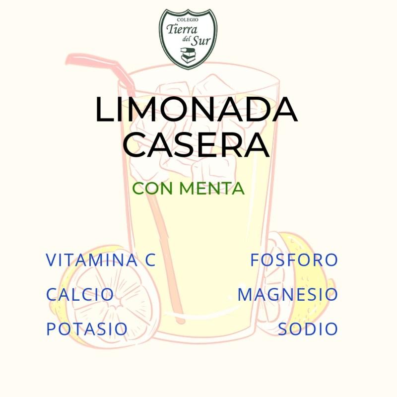 Limonada Colegio Pinamar