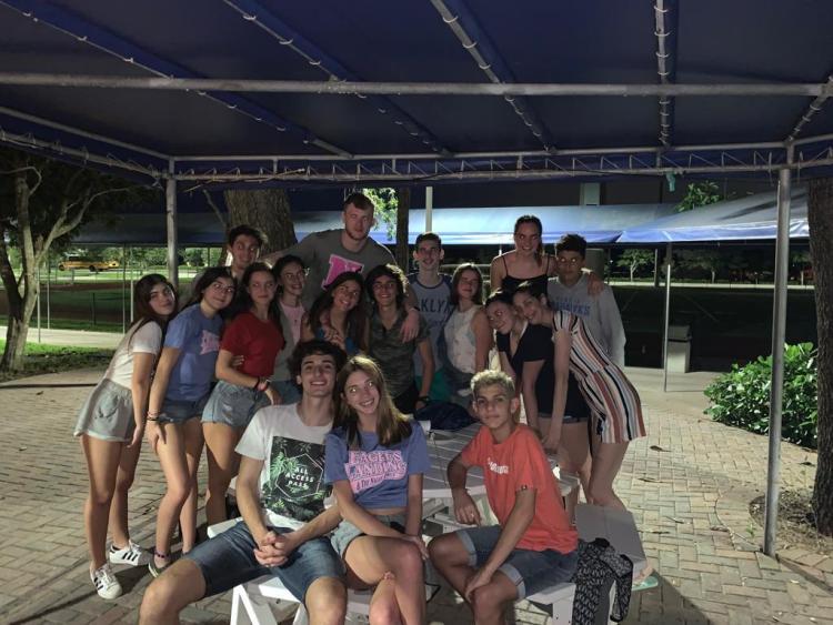 Colegio Tierra del Sur en Estados Unidos
